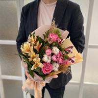 Розовый комплимент